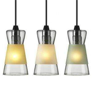 hanglamp authentics glas geel