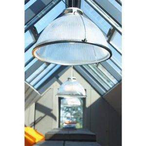 hanglamp hollands licht glas transparant