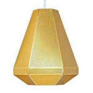 hanglamp tom dixon messing goud